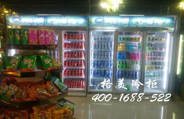 凤岗皇家国际KTV冷柜案例-饮料柜,冷藏柜