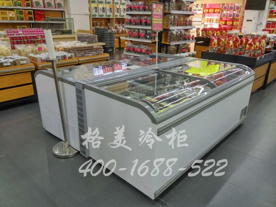 惠州惠城区麦地南路食呗连锁超市工程案例